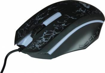 Mouse Gaming Media-Tech Cobra Pro X-Light 1200 DPI USB Mouse Gaming