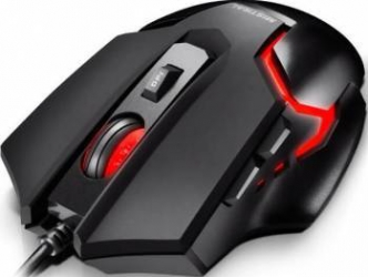 Mouse Gaming Ravcore Mistral AVAGO 3050