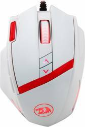 Mouse Gaming Redragon Mammoth Laser USB Alb Mouse Gaming