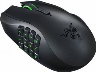 Mouse Gaming Wireless Razer Naga Epic Chroma Multi-color MMO 8200dpi Mouse Gaming