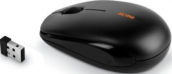 Mouse Laptop Acme MW12 Mini Optic 1000DPI Negru Mouse Laptop