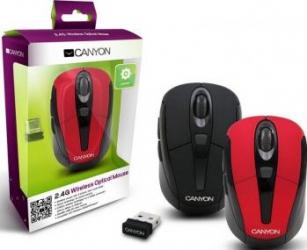 Mouse Laptop Canyon CNR-MSOW06B Black