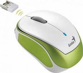 Mouse Laptop Genius Micro Traveler 9000R V3 Green Mouse Laptop