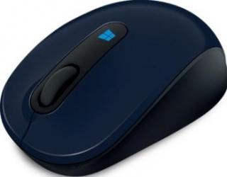 Mouse Laptop Microsoft Sculpt Mobile Blue Mouse Laptop