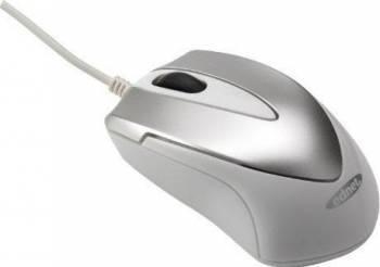 Mouse Laptop Optic Ednet EDN81147 Silver