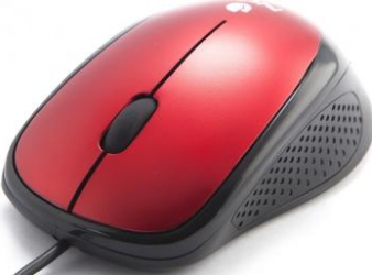 Mouse Laptop Optic NGS Cozy Red