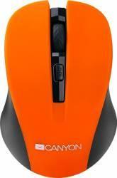 Mouse Laptop Wireless Canyon CNE-CMSW1 Orange Mouse Laptop