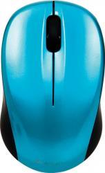 Mouse Laptop Wireless Verbatim Go Nano Negru-Albastru Mouse Laptop