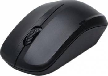 Mouse Notebook Delux M136 Wireless Black