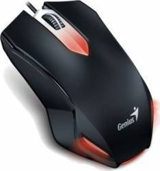 Mouse Optic Genius X-G200 Negru Mouse