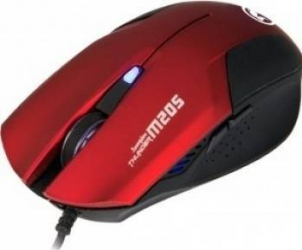 Mouse Gaming Marvo M205 Red