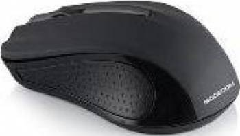 Mouse Optic Modecom Wireless WM9 Negru Mouse