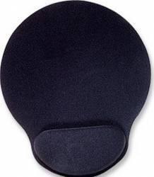 Mouse pad gel Manhattan MHT434362 Negru Mouse pad