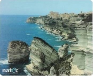 Mouse Pad Natec Photo Corsica Mouse pad