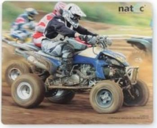 Mouse Pad Natec Photo Sport-Quads Mouse pad