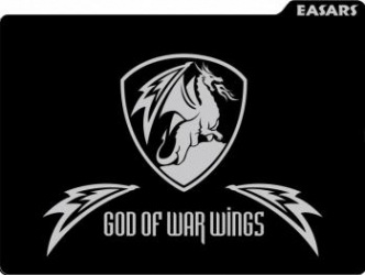 Mouse Pad Somic Easars God of War Wings Mouse pad