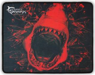 Mouse Pad White Shark GMP-1699 Skywalker Black-Red