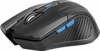 Mouse Tracer Gaming Fairy Black RF Nano