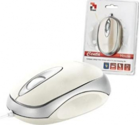 Mouse Laptop Trust Centa Mini White