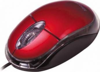 Mouse Vakoss Msonic MX264R USB 1200dpi Red