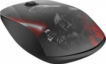 Mouse Wireless HP Star Wars Special Edition P3E54AA