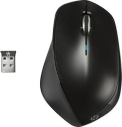 Mouse Wireless HP X4500 Negru Metalic Mouse