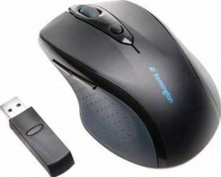 Mouse Wireless Kensington Pro Fit Full Sized negru