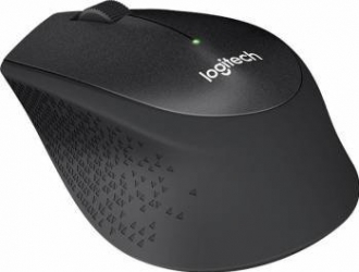 Mouse Wireless Logitech B330 Silent Plus Negru Resigilat Mouse