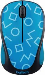 Mouse Wireless Logitech M238 Party Collection Geo Blue