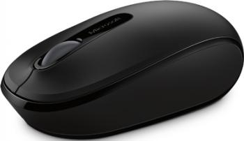 Mouse Wireless Microsoft Mobile 1850 for Business Negru Mouse