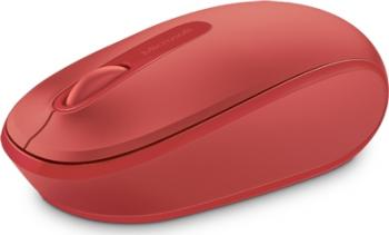 Mouse Wireless Microsoft Mobile 1850 Red Mouse