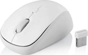 Mouse Wireless Modecom MC-WM6 Alb Mouse Laptop
