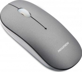 Mouse wireless Newmen T1800 Grey Mouse Laptop