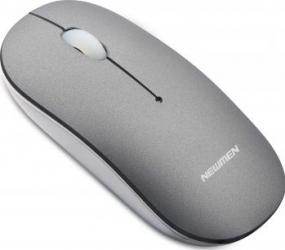 Mouse wireless Newmen T1800 Grey Mouse Laptop
