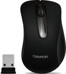 Mouse Wireless Optic Canyon CNE-CMSW2 800DPI Negru Mouse