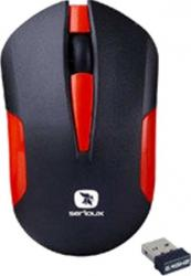 Mouse Wireless Serioux Drago 300 Red