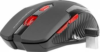Mouse Wireless Tracer Battle Heroes Airman 2400DPI