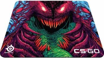 Mousepad SteelSeries QcK+ CS:GO Hyper Beast Edition