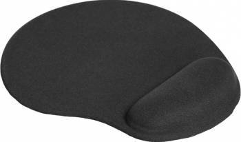 Mousepad Tracer Gel Negru