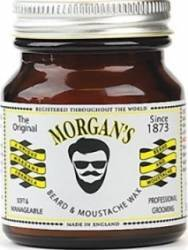 Produs Ingrijire Barba Morgans Moustache And Beard Wax