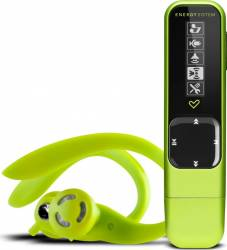 MP3 Player Energy Sistem Active 2 4GB Neon Green MP3 Player