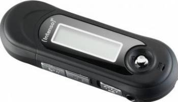 MP3 player Intenso Music Walker LCD 8GB C6714158 Negru MP3 Player