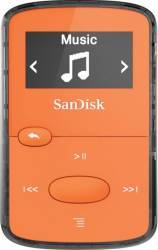 MP3 Player Sandisk Clip Jam 8GB Portocaliu