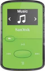 MP3 Player Sandisk Clip Jam 8GB Verde MP3 Player