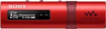 MP3 Player Sony Walkman cu USB 4GB Rosu MP3 Player