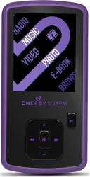 Mp4 Player Energy Sistem DJ 2 4GB Violet Dream