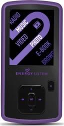 Mp4 Player Energy Sistem DJ 2 4GB Violet Dream