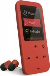 MP4 Player Energy Sistem Touch 8GB Coral MP3 Player