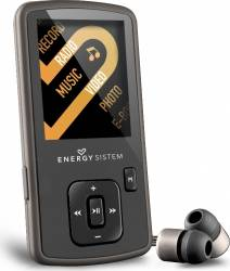 Mp4 Player Energy Sistem Slim 3 8GB Dark Iron