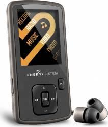 Mp4 Player Energy Sistem Slim 3 8GB Dark Iron
